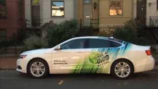 Chevrolet Impala BiFuel CNG (gaz ziemny)