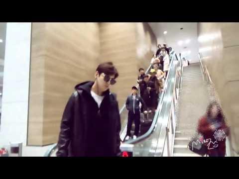 [FANCAM] 20160111 Lee Minho (이민호)李敏鎬 @ Incheon Airport back from Sydney Australia