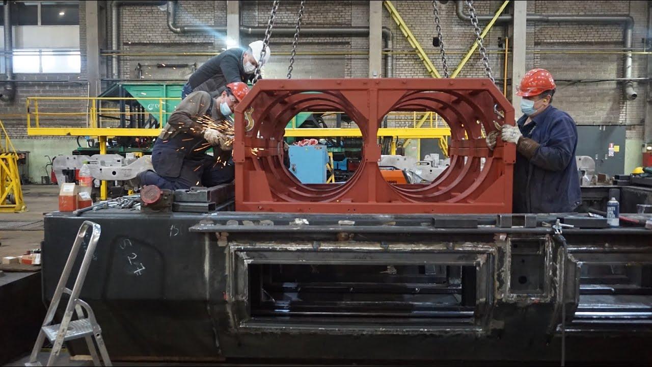 Raudteesektori innovatsioon Operaili Tapa depoos