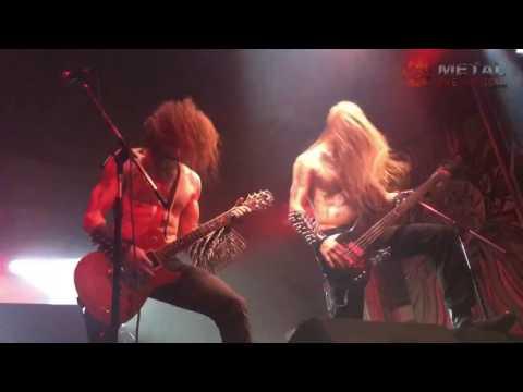 Tsjuder - Antiliv/Unholy Paragon (Buenos Aires, 22-03-17)