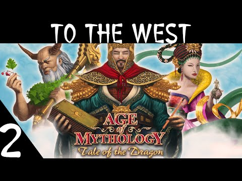 Age of Mythology: Tale of the Dragon Mission 2 To the West