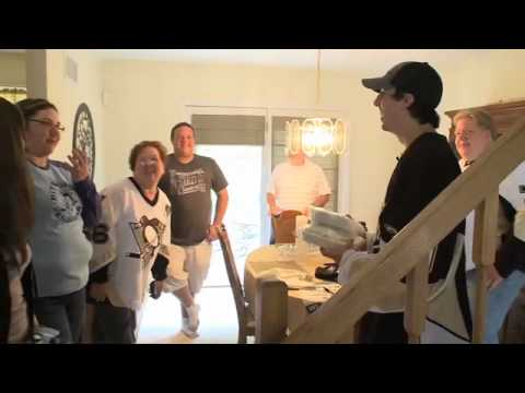 Pittsburgh Penguins Season Ticket Delivery: Marc-Andre Fleury