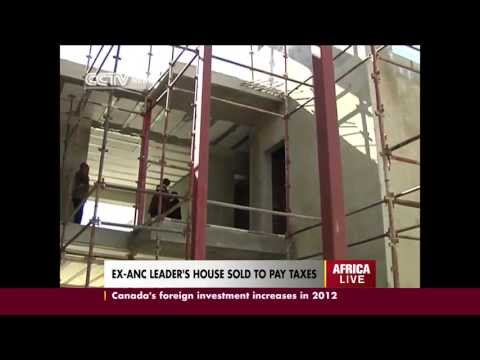Malema House Auctioned.