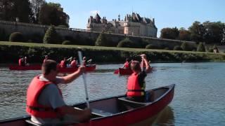 Camping Au Bord du Loir - Le Lude - Vallée du Loir