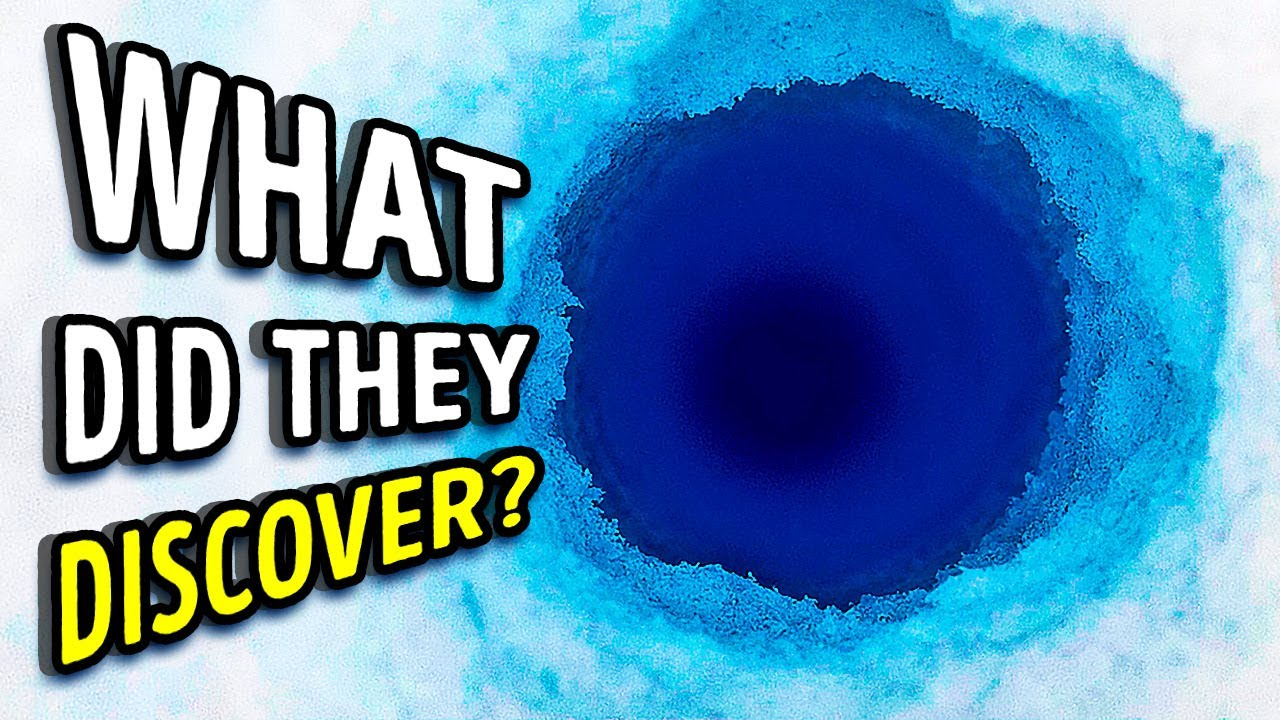 Scientists Drilled Deep Ice Hole and Something Made Sounds There