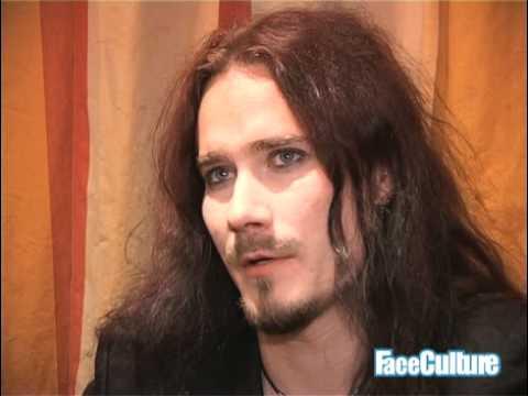 Interview Nightwish - Tuomas Holopainen (part 1)