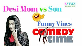 funny videos for kids to laugh in hindi 2019  Mom vs kid   latest Video