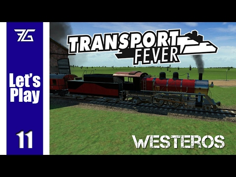Transport Fever - Westeros Ep 11 Air Freight