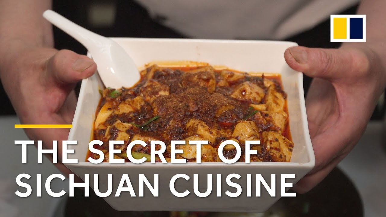 Comment Ranger Ma Cuisine the secret of numbing and spicy sichuan cuisine mapo doufu