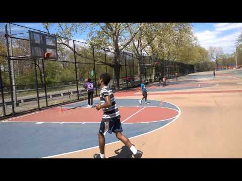 2016 Masai Basketball Summer Skills & Development Camp Part 1