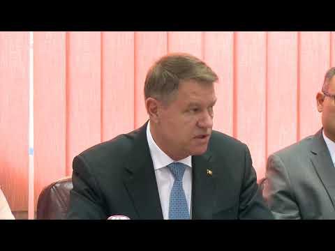 STIRIPESURSE.RO Discurs Klaus Iohannis la CSM, 5 ianuarie 2018