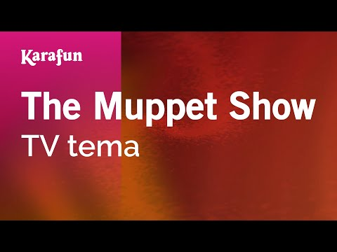 Karaoke The Muppet Show - TV Theme *