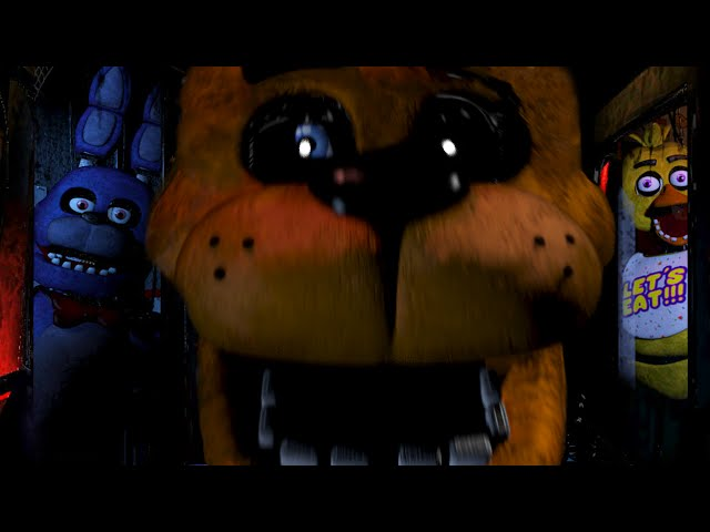 ?????? ?? ??? ?? ?????!!?! | Five Nights at Freddys (??? 1 ? 2)