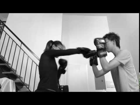 boxing gloves demo