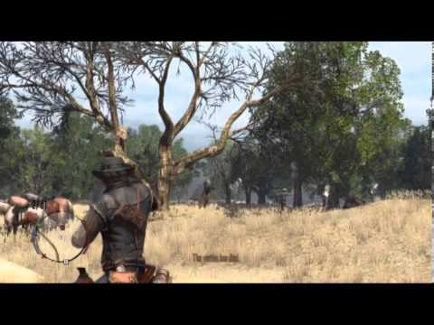 Red Dead Redemption (8) Hanging Rock: Treasure Lurking Near