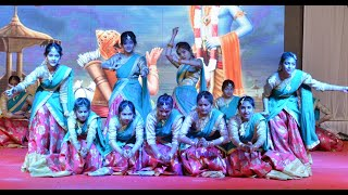 Mukunda Mukunda Krishna - Annual Day Function of English Medium : 2018-19
