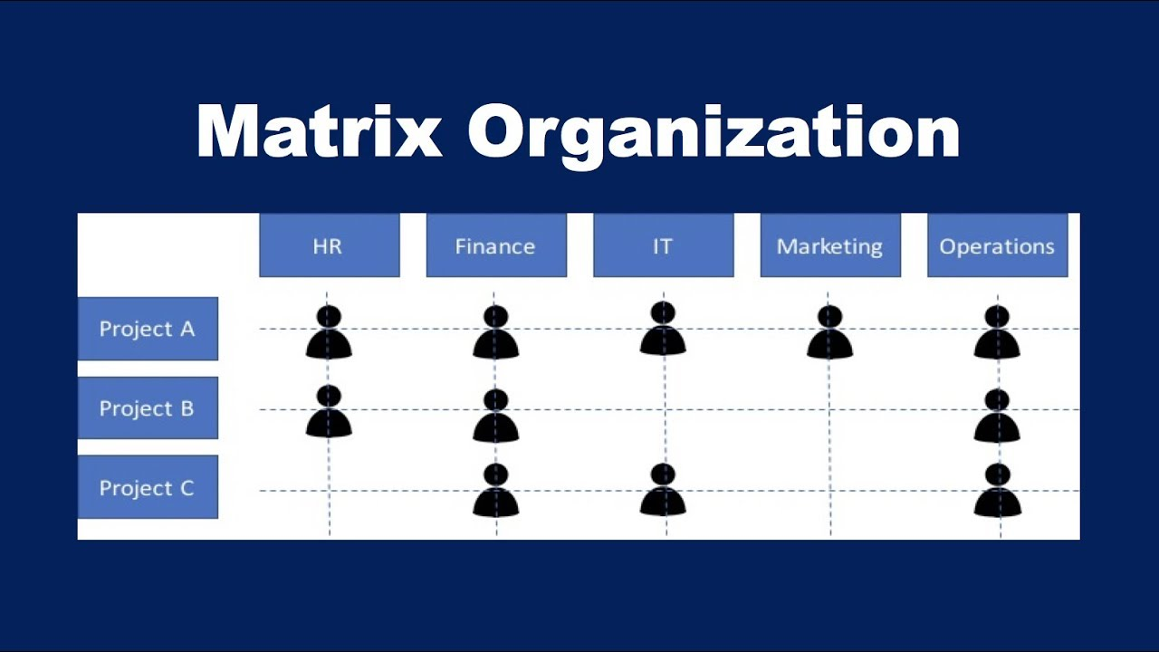 What is a matrix organization? Definition and example