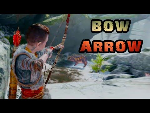 Top 10 Games With Best ( Bow And Arrow ) Mechanics