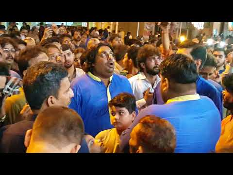 Percham Khushae & Nohay Recited By:-Sonu Monu | Muzamil Rizvi | Hasnain Abbas | Yawar Damani |