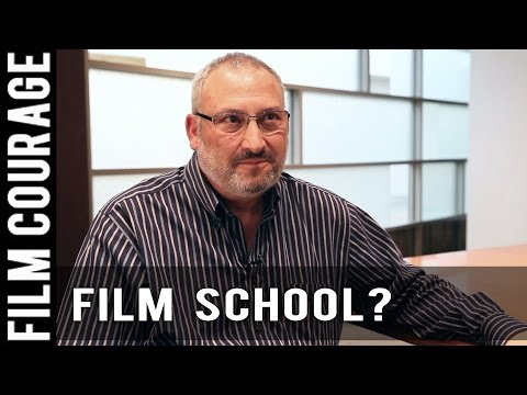 Should I Go To Film School? by Ross Brown