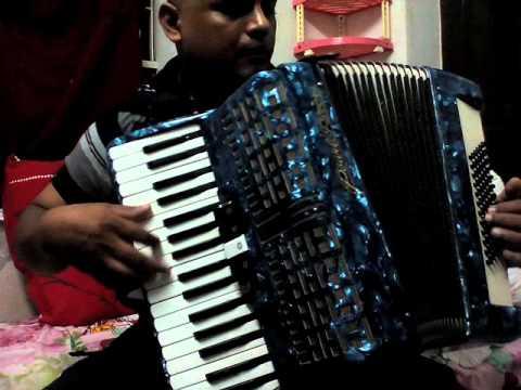 Yesu en Parigari - Tamil gospel accordion by Jake Simon
