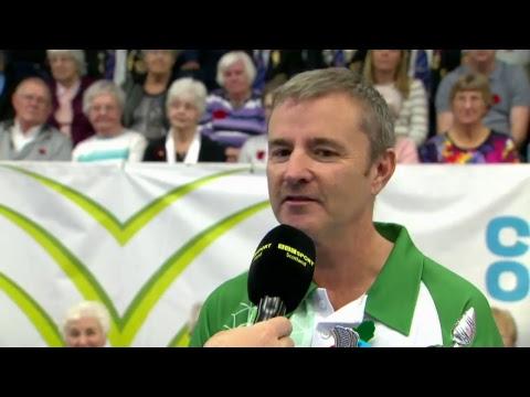 Co-op Funeralcare Scottish International Open 2017 Final: Michael Stepney v David Gourlay