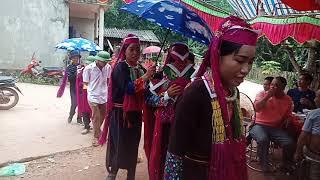 lẽ cưới chuyền thống của dân tộc dao Thanh tỉnh Quảng ninh huyện tiên yên thôn ke vàng