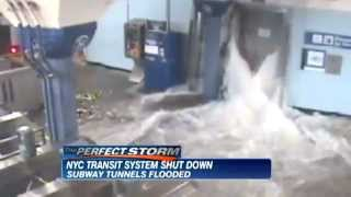 Sandy: 7 Subway Tunnels In NYC Flooded, Worst Disaster In History For The System