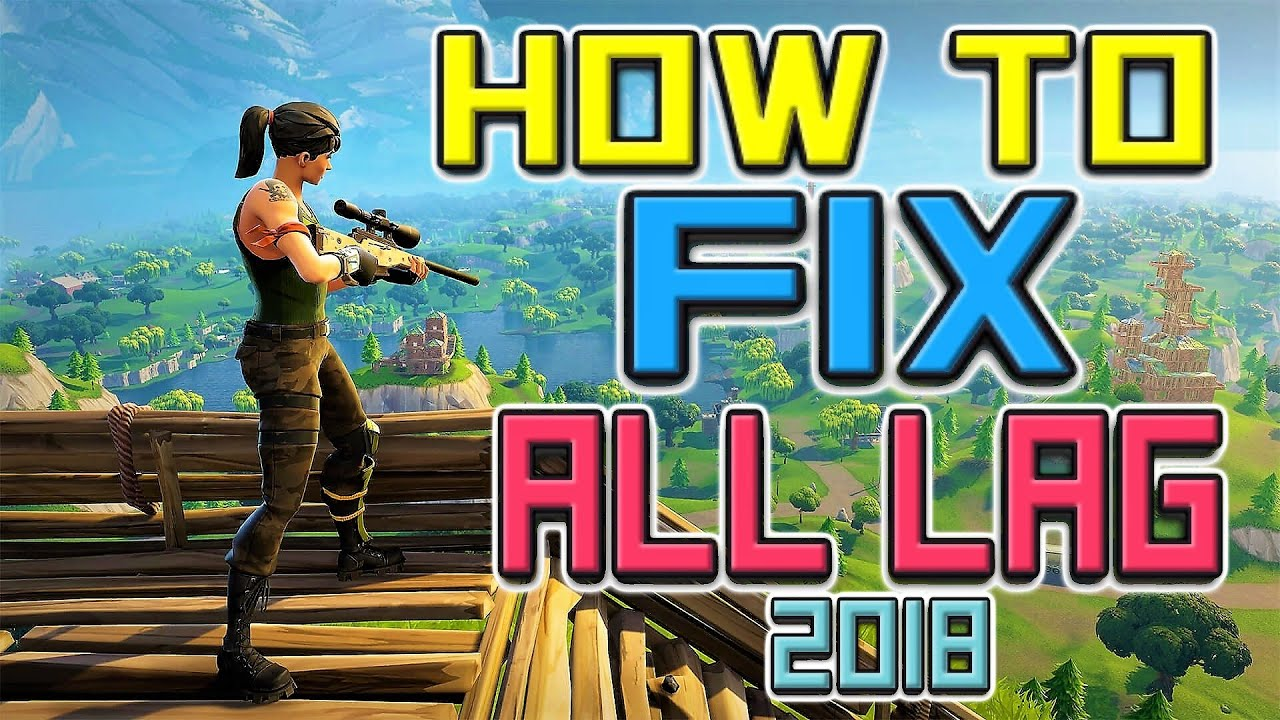 Fix Lag in Fortnite PC! 299+ FPS BOOST