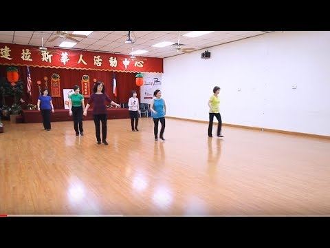 It's Quarter After 3 - Line Dance (Dance & Teach in English & 中文)