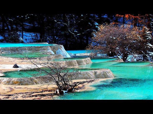 Чудеса света - Заповедник Хуанлун: Китай