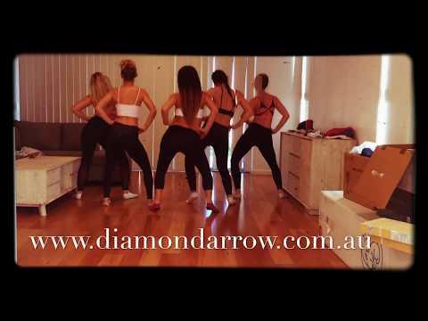 Baby mama dance anthem cheerleaders