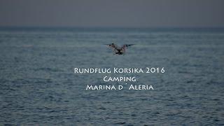 Korsika 2016 Camping Marina d´Aleria
