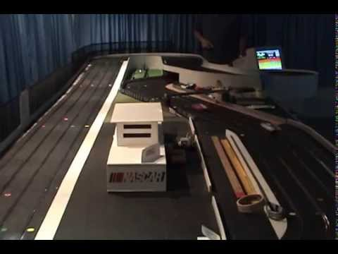 BARF Trans Am Carrera Slot Cars