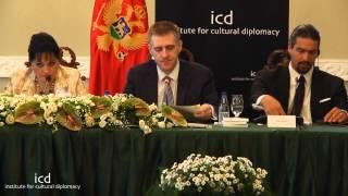 Igor Lukšić, Minister of Forreign Affairs and European Integrations Montenegro
