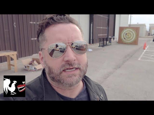 Burnie Vlog: Saying No & Extra Life Behind the Scenes | Rooster Teeth
