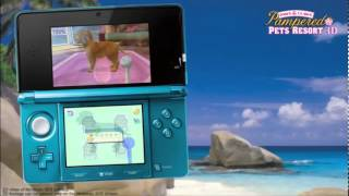 [3DS] Paws & Claws Pampered Pets Resort 3D - Trailer