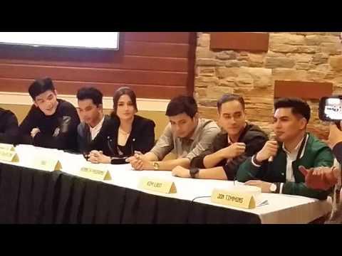 Sino ba mga crush nila Taki, Toni at Kate sa mga Bae?