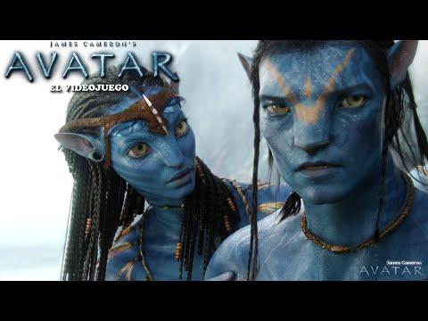James Cameron's Avatar (2009) Película Completa en ESPAÑOL I Todas las Cinemáticas del juego
