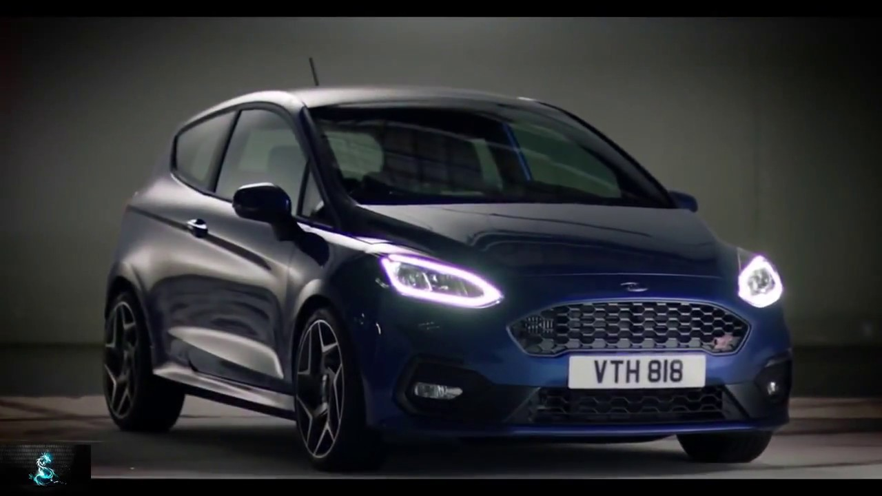 Novo Ford Focus 2018 >> Novo Ford Fiesta ST 2018 - Top Sounds - YouTube