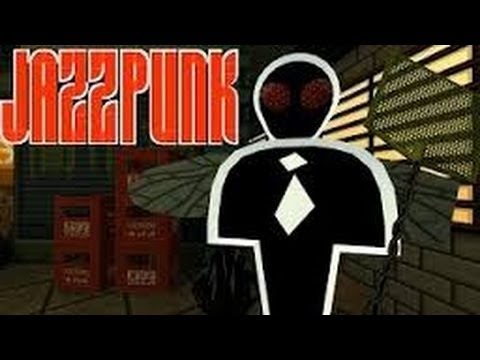 MrDudeManSir Plays JazzPunk Ep 4: My Life Is Fake