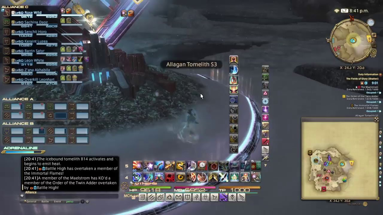 Ff14 frontline roulette how to unlock trial roulette hard stormblood