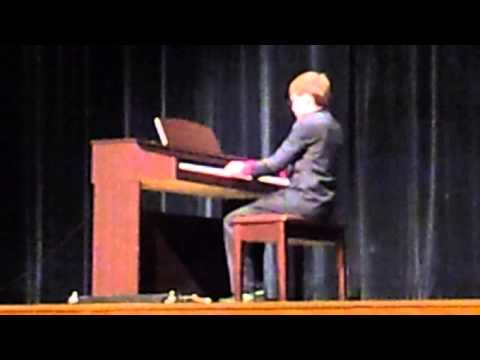 Brownsburg West Middle School talent show