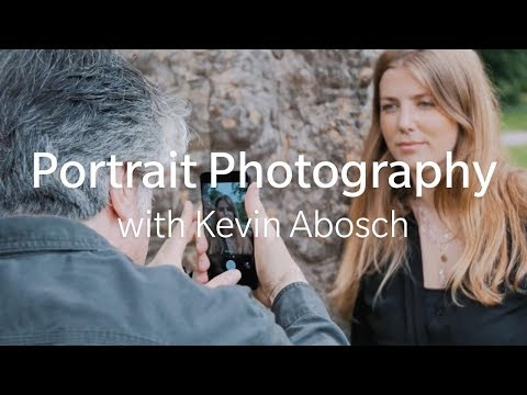 Thumbnail: OnePlus 5 – Discovering Portrait Photography with Kevin Abosch