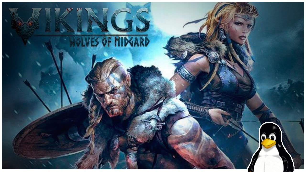 Vikings - Wolves of Midgard - A Linux Game