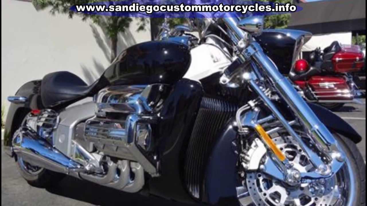 Wonderful San Diego California Motorcycles Honda Rume