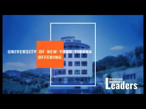 University of New York Tirana - Exchange Programs
