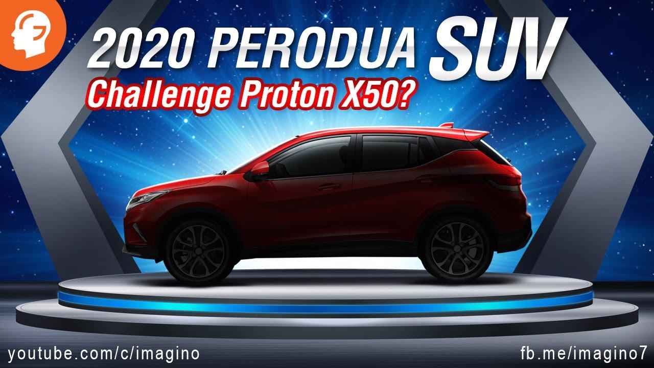 2020 Perodua SUV - YouTube