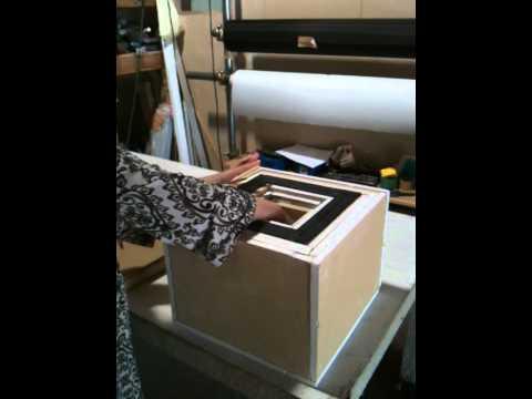 防音 段ボール 段ボール製の防音ボックスをDIYで遮音性能強化!