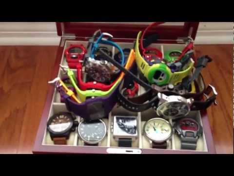 G Shock Diesel Fossil Guess Kenneth Cole G-Shock Nautica Watch Collection
